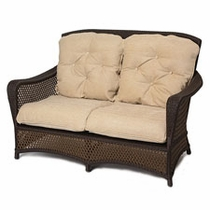 Grand Traverse Loveseat Replacement Cushions Set