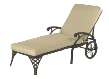 Hanamint Newport Chaise Lounge Replacement Cushion