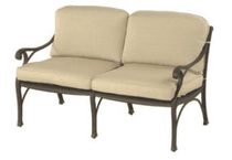 Hanamint Newport Loveseat Replacement Cushions