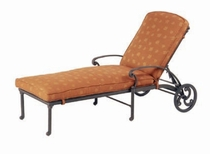 Hanamint St. Augustine Chaise Cushion #2 with Welting