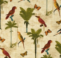 hearts-of-palm-toffee: Indoor/Outdoor Fabric