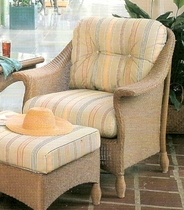 Lloyd Flanders Embassy Lounge Chair Replacement Cushions Set