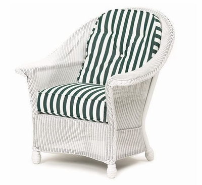 Lloyd Flanders Front Porch Lounge Chair Replacement Cushions Set