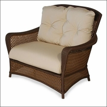 Lloyd Flanders Grand Traverse Cuddle Chair Replacement Cushion Set