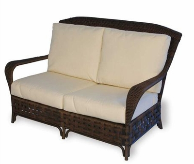 Lloyd Flanders Haven Loveseat Replacement Cushions