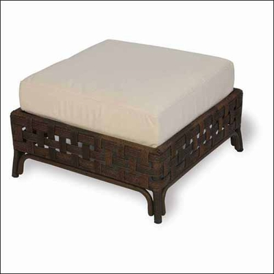 Lloyd Flanders Haven Ottoman Replacement Cushion