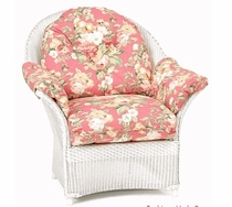 Lloyd Flanders Keepsake Chair/Rocker Cushion Set
