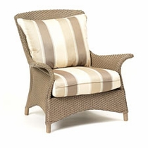 Lloyd Flanders Mandalay Lounge Chair Replacement Cushion Set