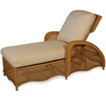 Lloyd Flanders Tropics Chaise Replacement Cushions