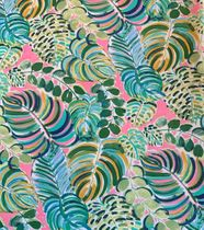beach-access-flamingo: indoor/outdoor fabric
