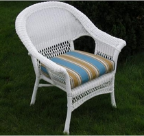 North Cape/General Wicker Chair Cushion