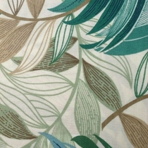 Oasis-Chambray: Indoor/Outdoor Fabric