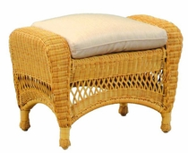 Patio Renaissance Rivierra Ottoman Replacement Cushion