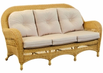 Patio Renaissance Rivierra Sofa Replacement Cushions (No Welting)