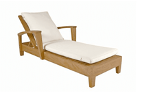 Rockwood Furniture Cushions: Mendocino Chaise