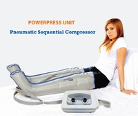 Gradient Sequential Compression Therapy - Full Leg Garment XX Large Complete Set