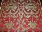 LEE JOFA KRAVET LASALLE NEOCLASSICAL SILK DAMASK FABRIC 9 YARDS