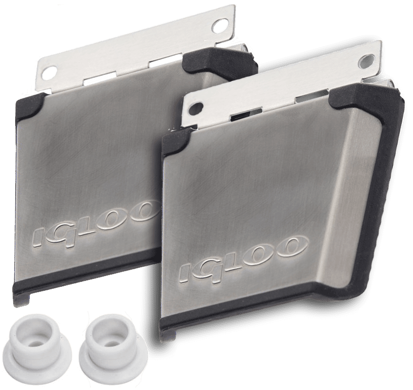 Igloo SS Latch Pair
