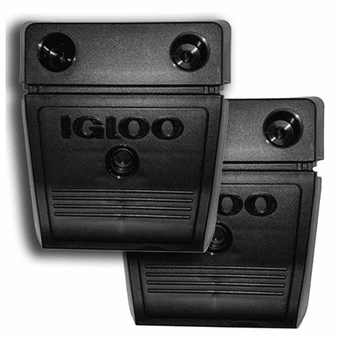 New OVERSIZED Igloo Latch Pair