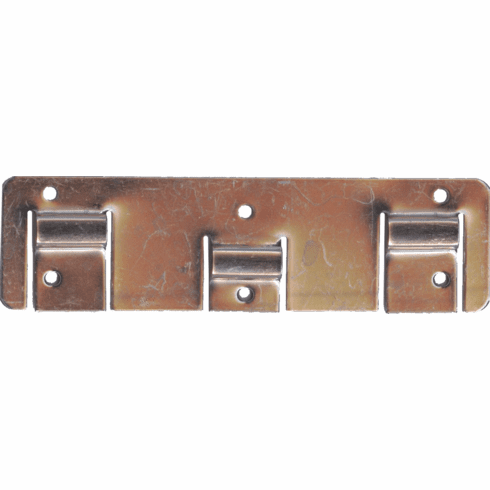 Stainless Steel Rope & Wood  Bracket (128 & 162 qt. Coolers Bracket Only)