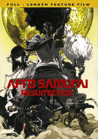 Afro Samurai: Resurrection (movie) English Dubbed