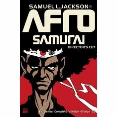 Afro Samurai ~ Tv Series Complete Version + Bonus CD