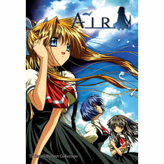 Air ~ Tv Series Perfect Collection English Dubbed