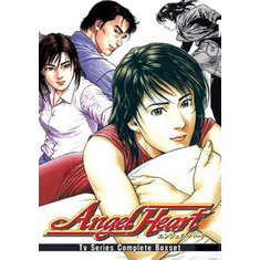 Angel Heart ~ Tv Series Complete vol.1, 2, 3, 4