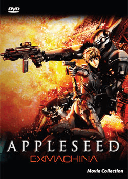 Appleseed Exmachina + Bonus (1 disc)