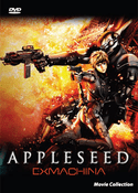 Appleseed the Movie (1 disc)