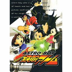 Astro Boy Advanture ~ Tv Series Part 2