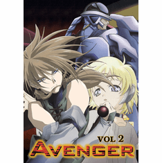 Avenger Vol 2 (End)