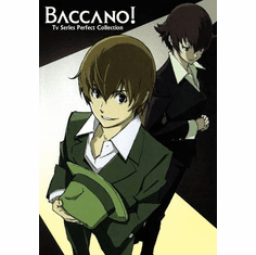 Baccano! ~ Tv Series Perfect Collection English Dubbed