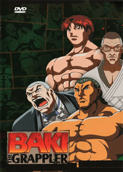 Baki The Grappler (6 discs)