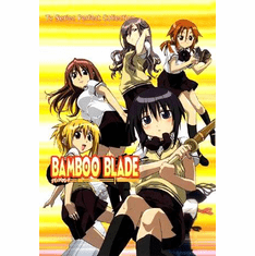 Bamboo Blade Box1-2 ~ Tv Series Perfect Collection