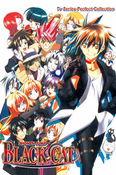 Black Cat ~ Tv Series Perfect Collection English Dubbed by AG