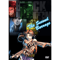 Black Lagoon 2nd Season (2 discs)