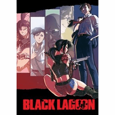 Black Lagoon Part 1 (2 discs)