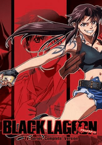 Black Lagoon ~ Tv Series Complete Version