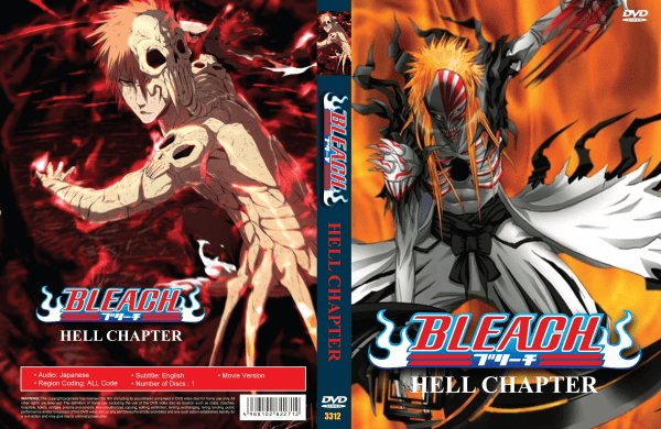 Bleach Movie #4 Hell Chapter