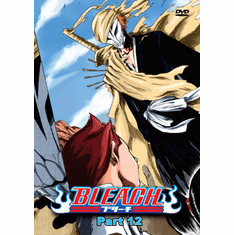 Bleach Part 12 (3 discs)