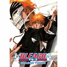 Bleach Part 3 (3 discs)