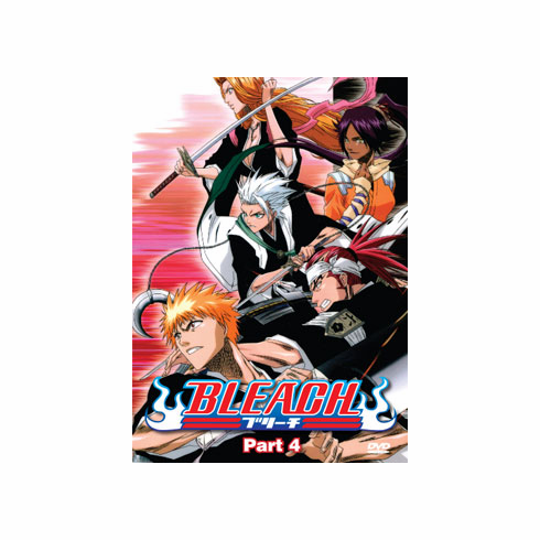 Bleach Part 4 (3 discs)