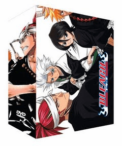 Bleach Part 7-9 Limited Box (9 discs)