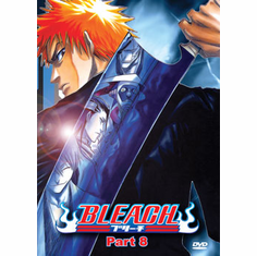 Bleach Part 8 (3 discs)