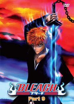 Bleach Part 9 (3 discs)