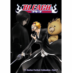 Bleach ~ Tv Series Perfect Collection - Part 7 English Dubbed (AG Brand)