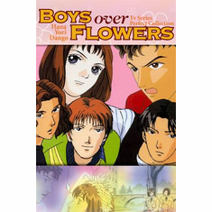 Boys over Flowers ~ Tv Series Perfect Collection English Dubbed