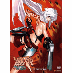 Burst Angel (3 discs)