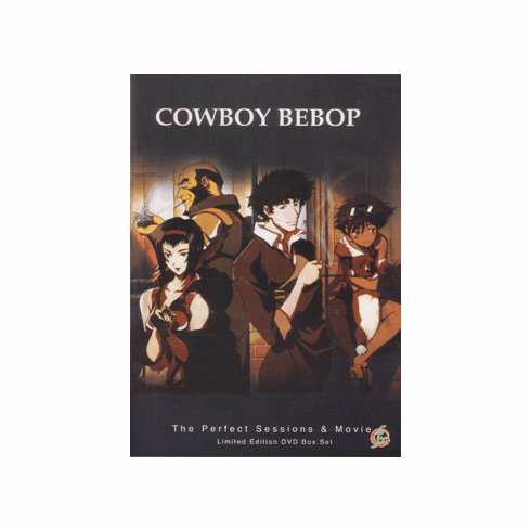 Cowboy Bebop TV + Movie (4 discs)